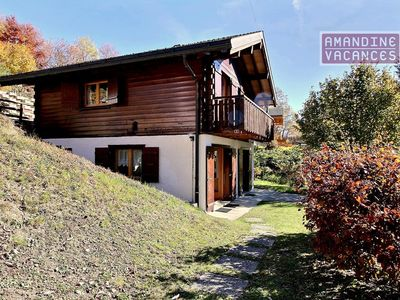Photo for Charming Chalet le Coeur in the center
