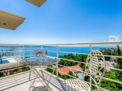 Photo for p In a beautiful location, near the beach and the center of Crikvenica...