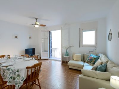 Photo for 4BR Apartment Vacation Rental in Arenys de Mar, Catalunya