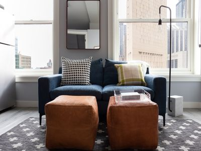 Photo for Sonder | The Plymouth | Cozy  2BR + Rooftop