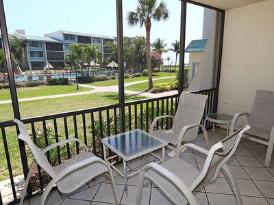 Photo for Walk Right Out to The Pool & The Beach- Loggerhead Cay 201