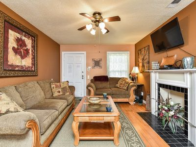 Photo for Stay In This Comfy Home And Be Right Across The Street From ATT Stadium!