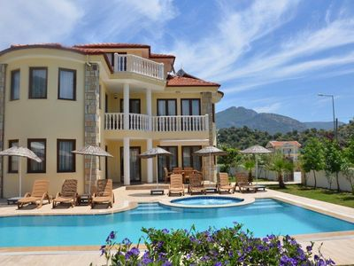Photo for Exclusive 4 Bedroom Villa With Private Pool Overlooking The Rock Tombs