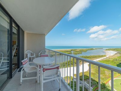 Photo for Escape to the beach - 16th Floor Gulf Views w/WiFi & Resort Amenities