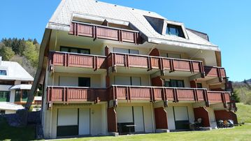 Beautiful 2 bedroom apartment for rent in Todtmoos in the beautiful southern Black Forest