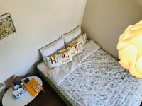 We usually rent apartments when traveling and have done so in several countries. This apartment is