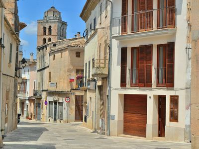Photo for Es Comptat exclusive apartment in the old town 124