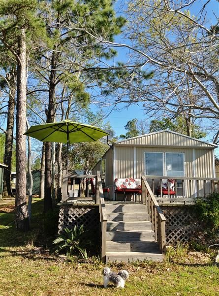 Serene 2br point blank cabin w lake views pointblank for Cabins near lake livingston