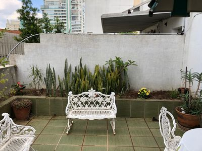 Photo for Penthouse with terrace, Av. Paulista with R. Augusta