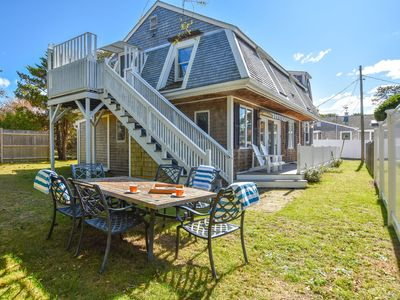 Photo for #910: Newly Updated & Furnished, Less Than 400 Yards to Beach! Dog Friendly!