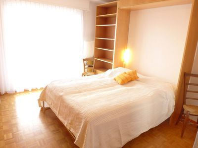 Photo for Apartment Europa in Crans-Montana - 4 persons, 1 bedrooms