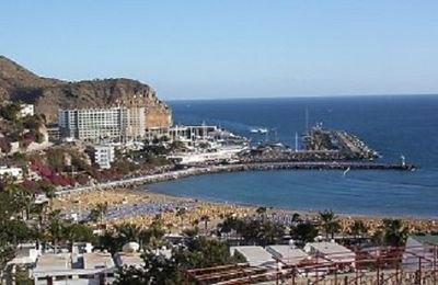 Photo for Apartment In Puerto Rico, Gran Canaria, Canary Islands