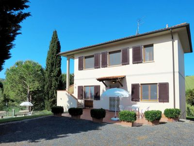 Photo for Apartment Agriturismo Acquabona (RSM100) in Rosignano Marittimo - 5 persons, 2 bedrooms
