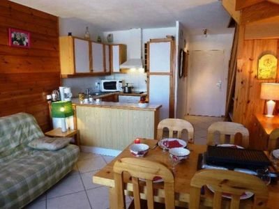 Photo for Apartment Flaine, 2 rooms, 7 persons