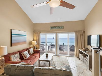 Photo for Gulf front 2 bedroom + loft #311A at Crystal Sands West - newly upgraded