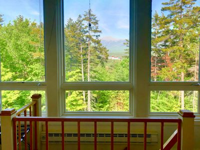 RB24: Ski-in Ski-out Bretton Woods Townhome with Mount Washington views, fireplace, grill, free resort shuttle! COVID SPECIAL RATES AND POLICIES IN EFFECT