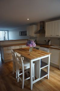 Photo for Renovated fisherman's house - great location - Barfleur