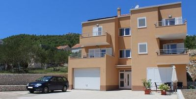 Photo for Holiday apartment Slano for 1 - 4 persons with 2 bedrooms - Holiday apartment