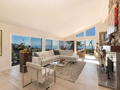 Photo for YOU'LL ❤ THIS 5 STAR LAGUNA BEACH RESORT STYLE HOME WITH ENDLESS OCEAN VIEWS