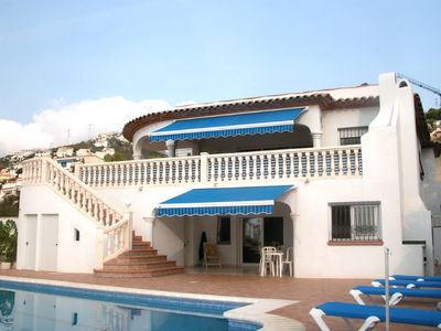 Photo for Villa rental overlooking the sea and the citadel