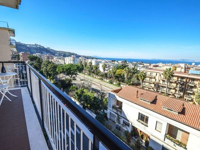 Photo for Sorrento Coast central apartment with incredible view and private balcony