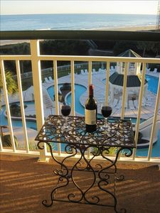 Photo for Beach Front Luxurious Litchfield Condo