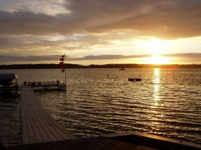 Photo for Fantastic Torch Lake Waterfront Cottages ~ Tennis Court ~ Kayaks And SUP's!