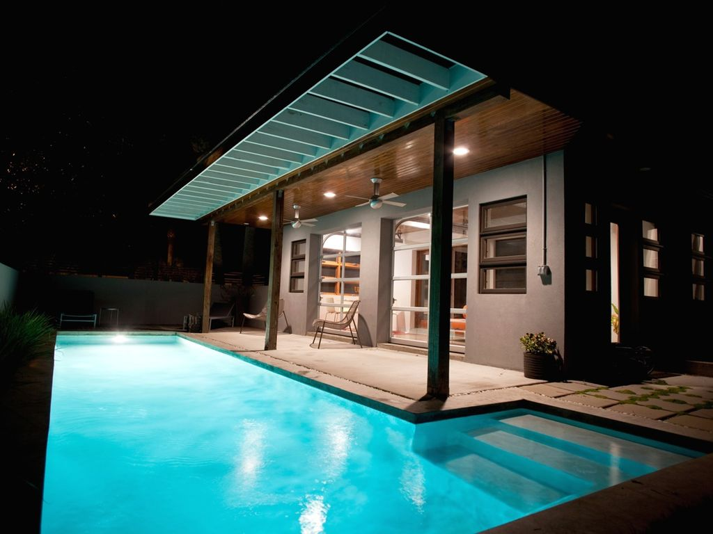 Modernist Home Private Pool Open Year Homeaway Tybee