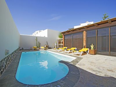 Photo for Great villa with private pool in a quiet location