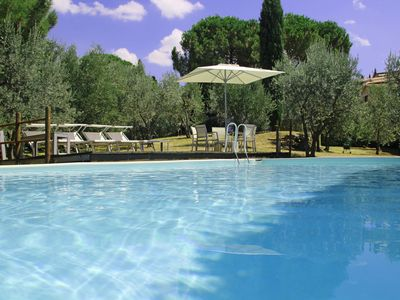 Photo for Villa in Montalcino with 4 bedrooms sleeps 7