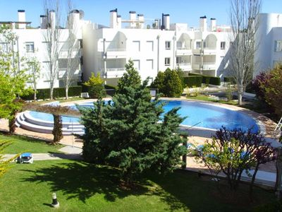 Photo for Bellresguard; Ground floor apartment - licensed - just 150m from the beach