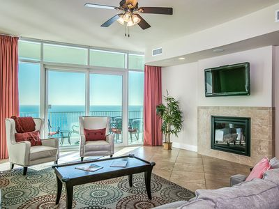Photo for Luxury around every corner at stunning Turquoise Place #C1507!