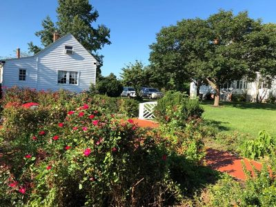 Photo for Historic, Quaint Bungalow # 157 by Cville & pool & outdoor fire pit/grill