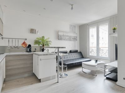 Photo for Nice and modern apartment in Paris 11e