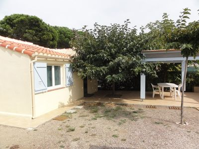Photo for 500 METERS FROM THE SANDY BEACH ST MARIE FROM THE SEA MAISON HOLIDAY WITH TERRACE ...
