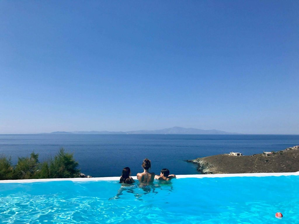 villa sandra maria luxury villa private infinity pool