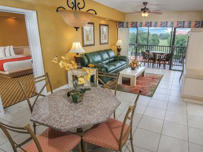 Photo for Family-Friendly Suite w/ 3 Resort Pools, Free Theme Park Shuttle & WiFi Included