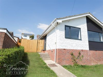 Photo for OVERCOMBE, pet friendly, with open fire in Weymouth, Ref 994501