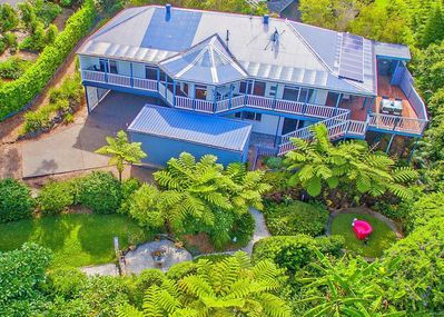 CLOUD 9, an eco-colonial with designer gardens
