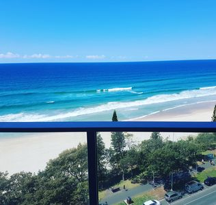 Photo for Surfers Paradise Beach Front Apartment