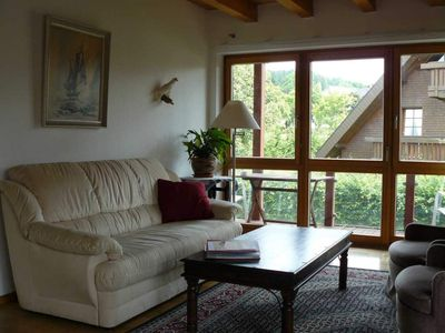 Photo for 4 star superior apartment for 1-3 persons - Holiday home Rösslewiese Hinterzarten