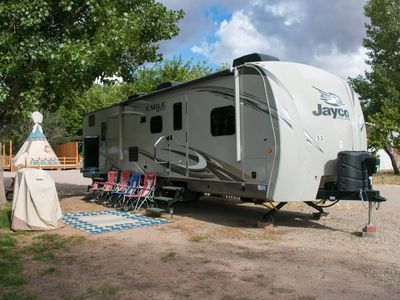 Photo for Outdoor Glamping : New Jayco RV OKRV-53