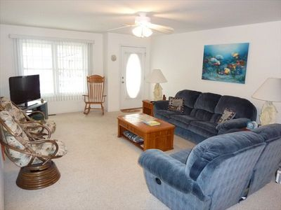 Photo for 4 BR/3 Bath Condo with 2 Master BR'S 1.5 Blocks to Beach in Wildwood
