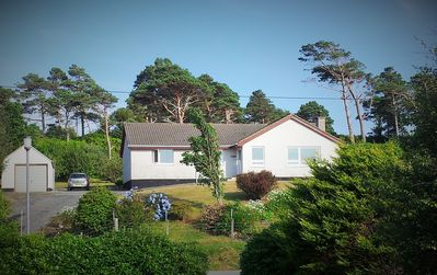 Photo for An- Airidh, Holiday Accommodation With Stunning View Over The Sea To Skye