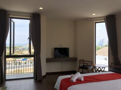 Photo for Deluxe Triple room- Sea View