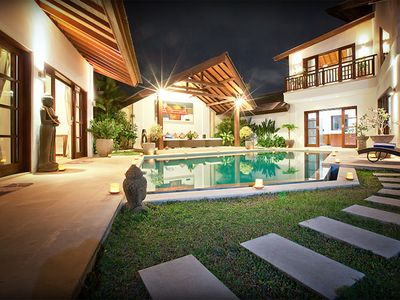 Photo for 3BR Villa Seminyak Spacious & Elegant!