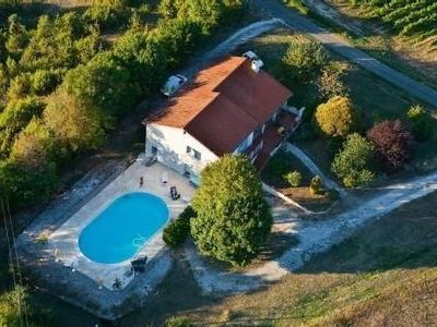 Photo for Beautiful villa in champetre environment, without opposite, in the heart of limestone