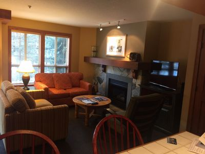 Photo for Dec 30 - One night Special for Ski in Ski out - 1 Bedroom Fully Furnished