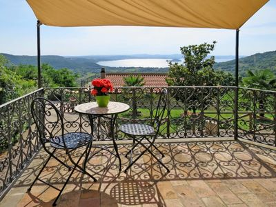 Photo for Montefiascone Holiday Home, Sleeps 4 with Free WiFi