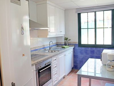 Photo for Apartment in Golf Bahía with Parking, Internet, Washing machine, Air conditioning (106345)
